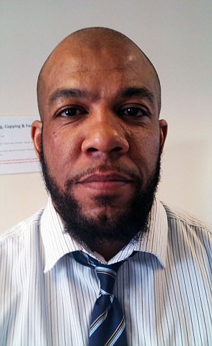 The video has been taken down days after terrorist Khalid Masood, lpictured, fatally stabbed PC Keith Palmer